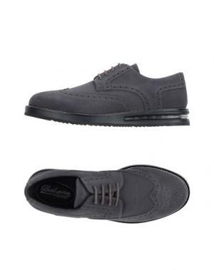 Обувь на шнурках BARLEYCORN. Цвет: свинцово-серый