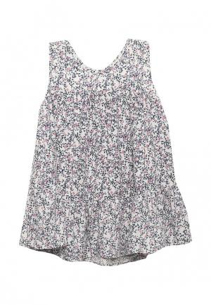 Платье Name It. Цвет: белый