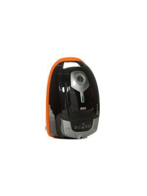 Пылесос THOMAS SmartTouch Power, 2000Вт, черный/оранжевый. Цвет: черный