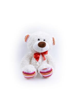 Мягкая игрушка Медведь Джек 2.287.2-1 цвет кремовый Malvina. Цвет: кремовый