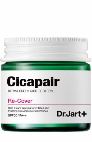 Восстанавливающий крем CiCapair Re-Cover SPF30/PA++ Dr.Jart+. Цвет: бесцветный