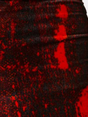 Укороченные брюки с завышенной талией Ellery. Цвет: красный