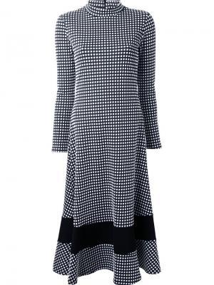 Платье Canter Macgraw. Цвет: чёрный