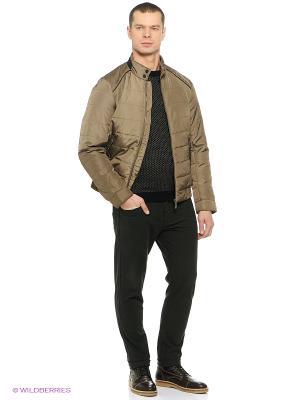 Куртка Finn Flare. Цвет: бронзовый
