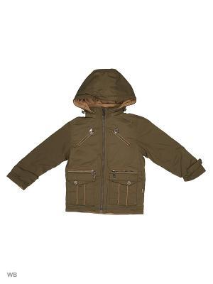 Куртки Arista. Цвет: хаки