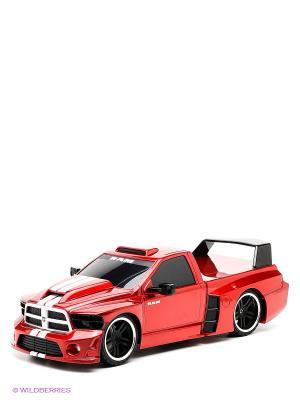 Машина Dodge ram 1500  aa XQ. Цвет: красный