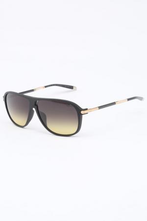 Очки солнцезащитные Charmant ZT. Цвет: бежевый