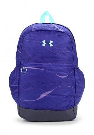 Рюкзак Under Armour. Цвет: фиолетовый