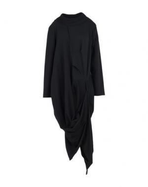 Длинное платье UN-NAMABLE. Цвет: черный