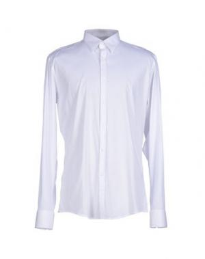 Pубашка HAMAKI-HO. Цвет: белый