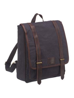 Рюкзак Dr. Koffer. Цвет: серый
