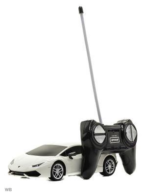 Машина р/у Lamborghini Huracan LP610-4 1:24 HOFFMANN. Цвет: белый