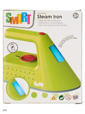 Утюжок Smart HTI. Цвет: зеленый, оранжевый, салатовый, светло-зеленый