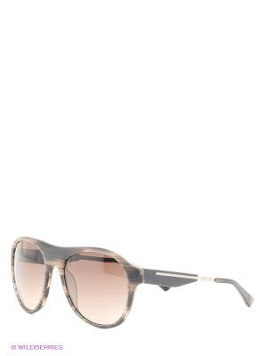 Солнцезащитные очки RY 507S 02 Replay. Цвет: темно-серый