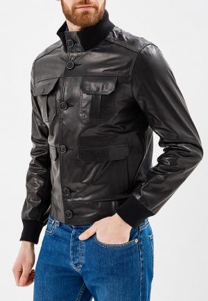 Куртка Grafinia. Цвет: черный