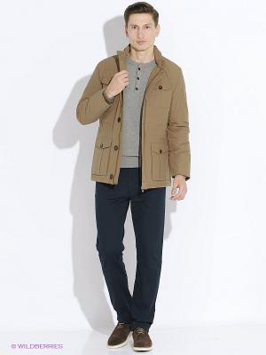 Куртка U.S. Polo Assn.. Цвет: бежевый