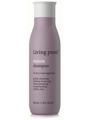 Шампунь восстанавливающий Living Proof. Цвет: розовый