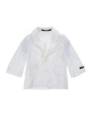 Пиджак BOSS. Цвет: белый