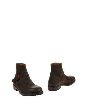 Полусапоги и высокие ботинки BERNARDO M. Цвет: хаки