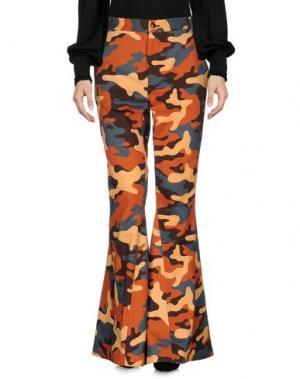 Повседневные брюки G.V.G.V.. Цвет: ржаво-коричневый