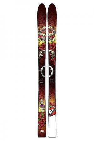 Горные лыжи  Wyatt 183 Multi Apo. Цвет: мультиколор