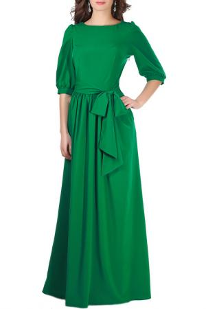 Платье Olivegrey. Цвет: зеленый