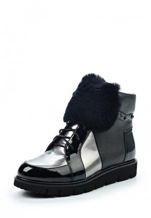 Ботинки Winzor. Цвет: черный