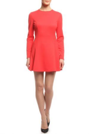 Платье трикотажное Rocawear. Цвет: красный
