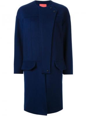 Пальто Advance Guard Manning Cartell. Цвет: синий