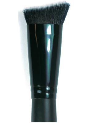 FLA-07p Кисть для коррекции контура лица(2) Fennel. Цвет: черный