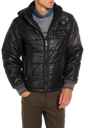 Куртка HARTWEAR. Цвет: черный