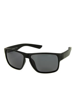 Солнцезащитные очки Dispacci. Цвет: серый