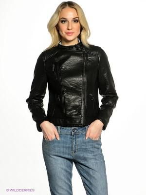 Куртка FORMULA JOVEN. Цвет: черный