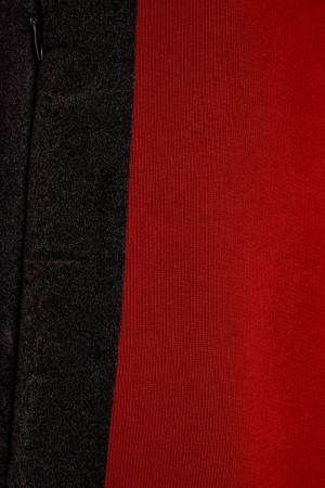 Брюки с лампасами Sophie Golden Goose Deluxe Brand. Цвет: красный