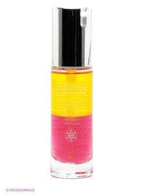 Коктейль питательный придающий сияние для склонной к сухости кожи Lumene Bright Now Vitamin C. Цвет: желтый