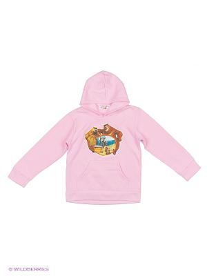 Худи Happy Bear. Цвет: розовый