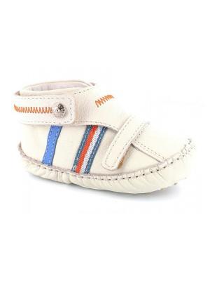 Ботинки Bartek. Цвет: бежевый