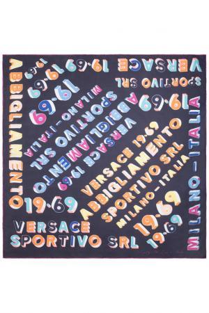 Платок Versace 19.69. Цвет: мультицвет
