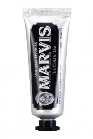 Зубная паста «Лакрица Амарелли» 25ml Marvis. Цвет: multicolor