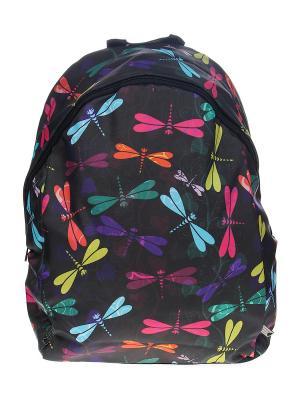 Рюкзак ПодЪполье. Цвет: черный, зеленый, голубой, фиолетовый, оранжевый, розовый, желтый