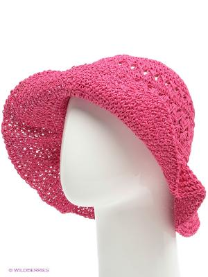 Шляпа PlayToday. Цвет: розовый