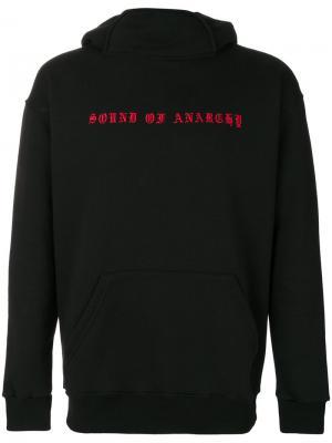 Толстовка Anarchy Omc. Цвет: чёрный