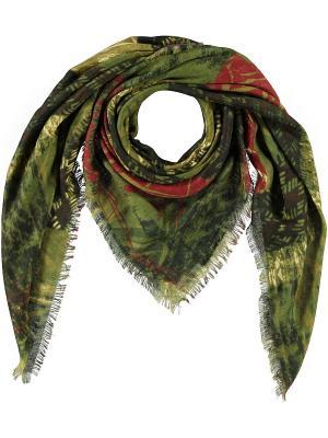 Платок Passigatti. Цвет: зеленый