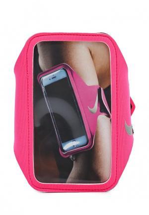 Чехол для телефона Nike. Цвет: розовый