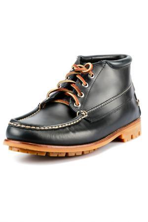 Ботинки G.H. BASS. Цвет: синий