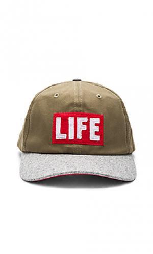 Шляпа Altru. Цвет: военный стиль