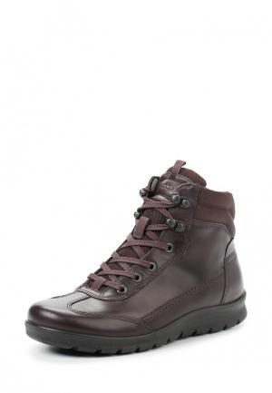 Ботинки BABETT BOOT ECCO. Цвет: коричневый