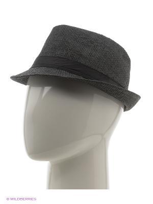 Шляпы Vittorio Richi. Цвет: темно-серый