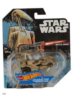 Звездный транспорт Star Wars Hot Wheels. Цвет: бежевый
