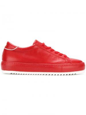 Кроссовки Noah Philippe Model. Цвет: красный